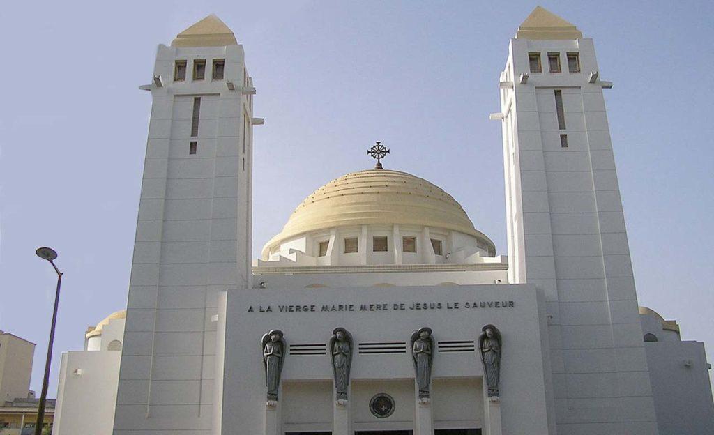 Cathedrale du souvenir africain