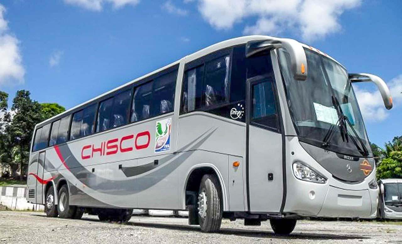 Le bus au Senegal
