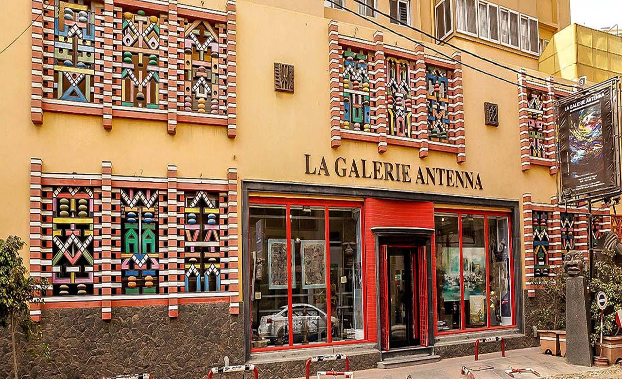 La Galerie Antenna