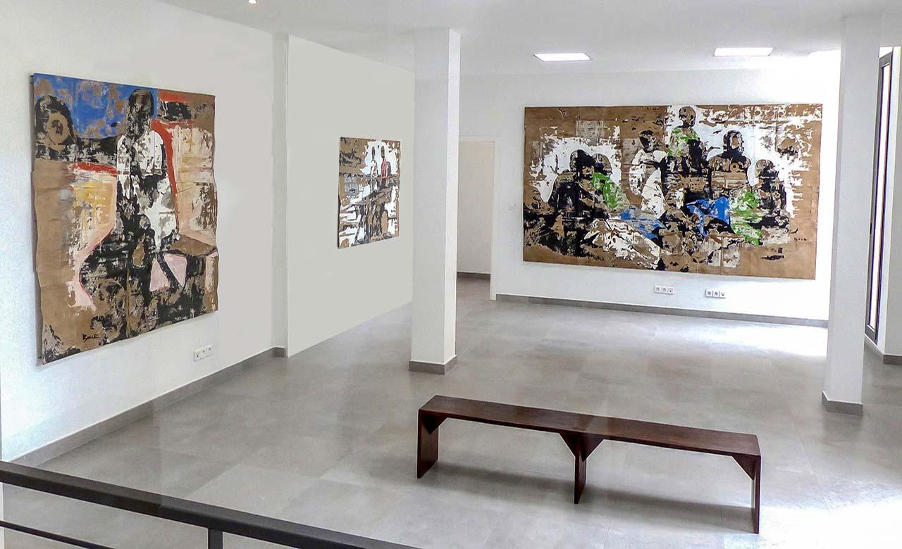 La Galerie cecile fakhoury