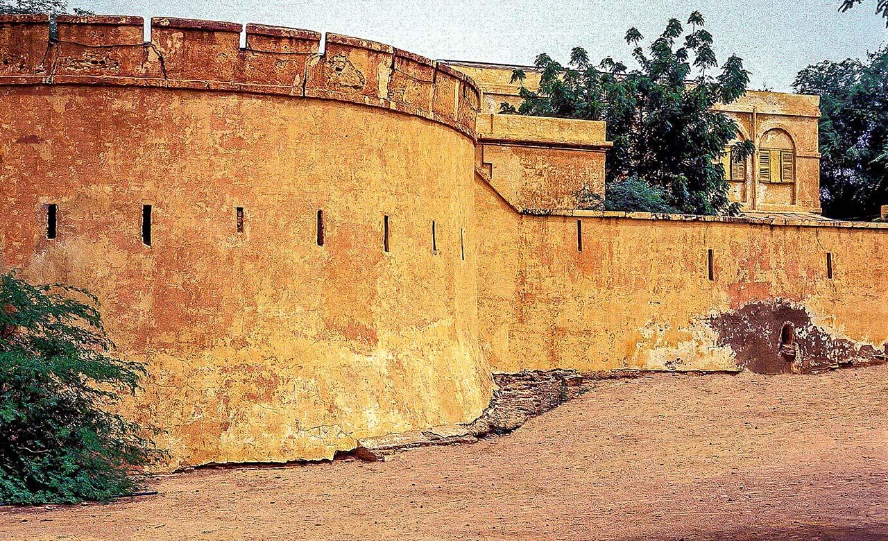 La fort de Bakel