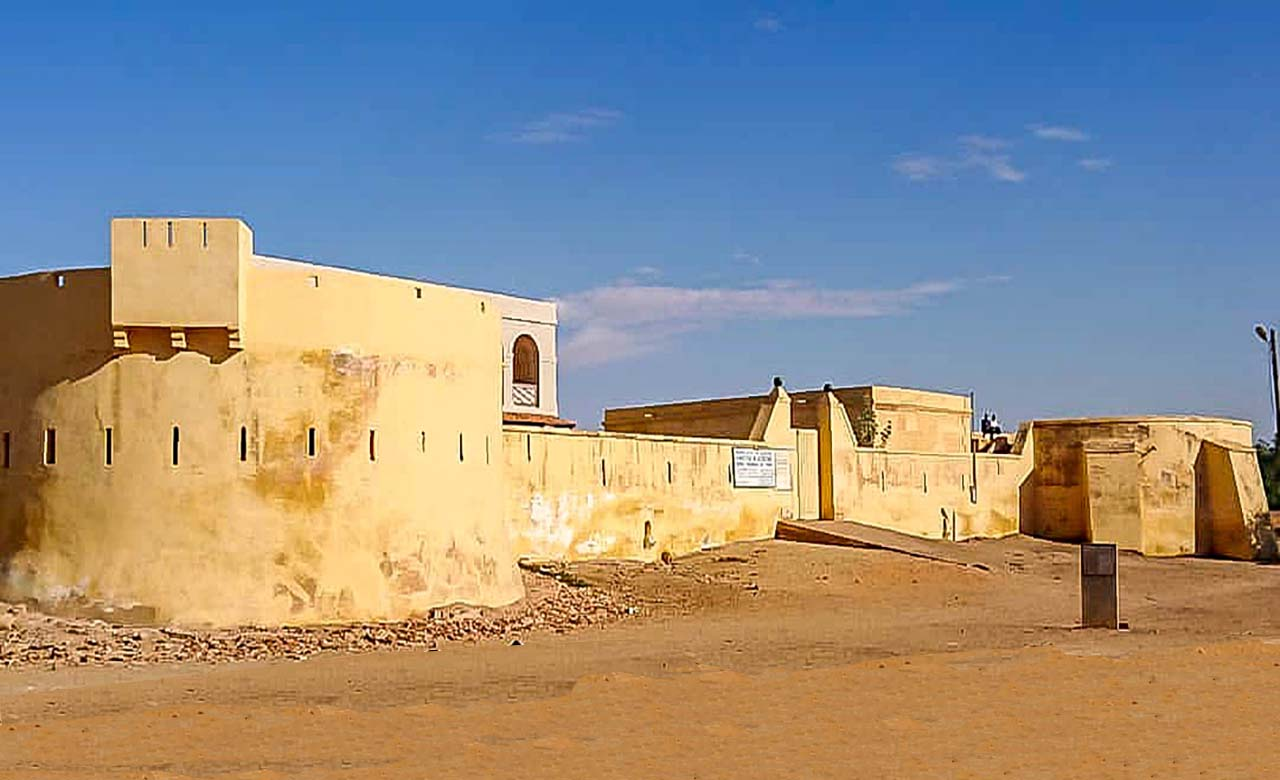 Le fort de Podor
