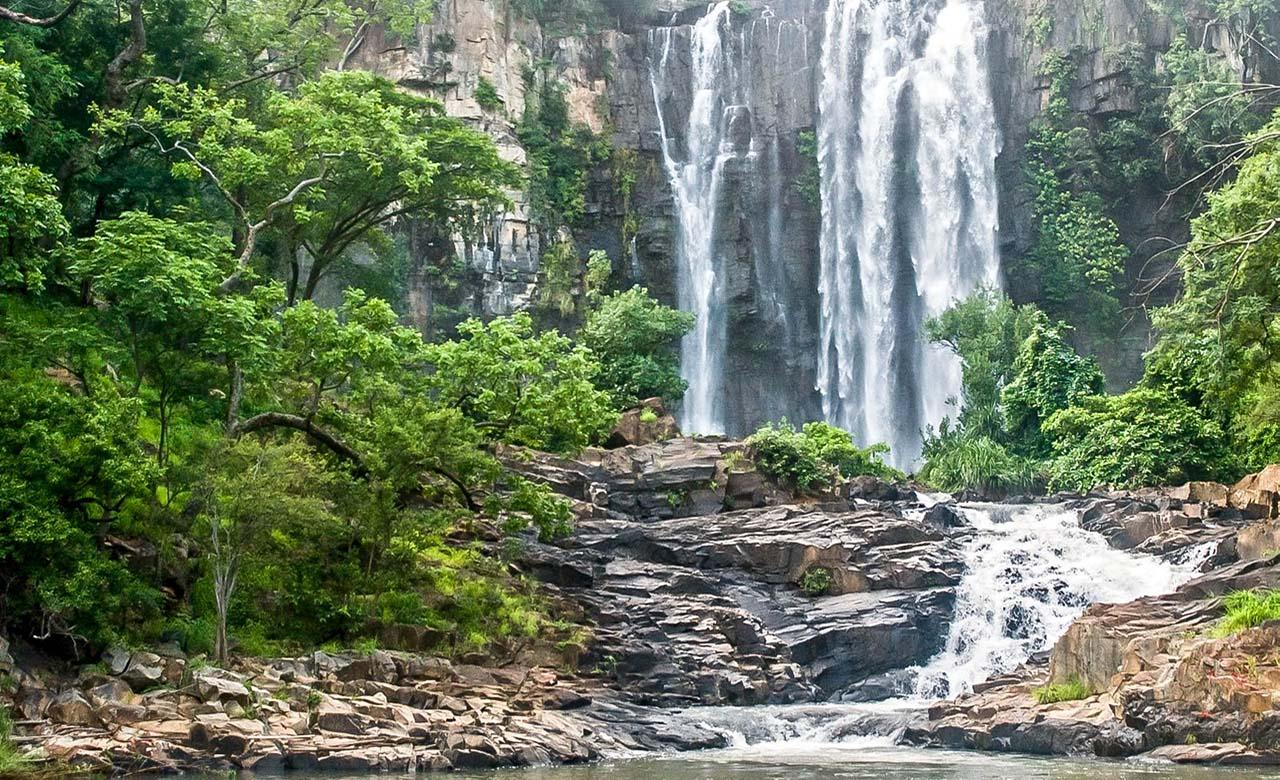 Les cascades de Dindefolo