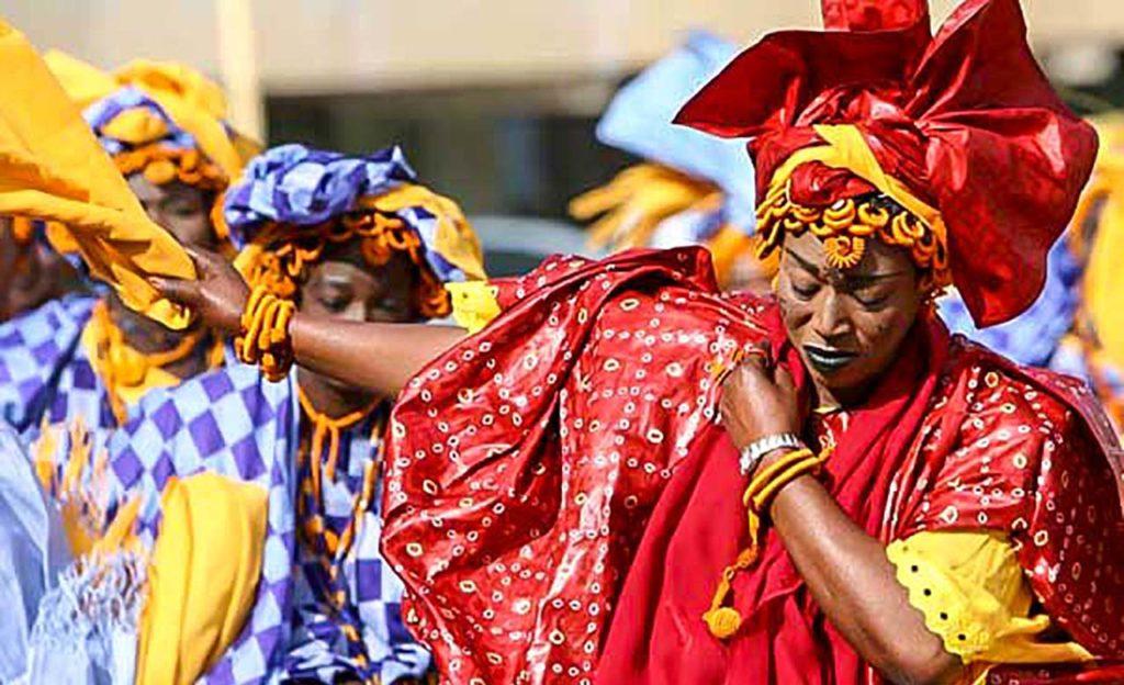 Culture senegalaise