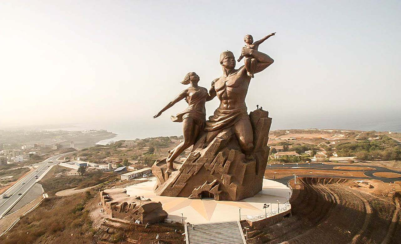 Monument de la Renaissance Africaine