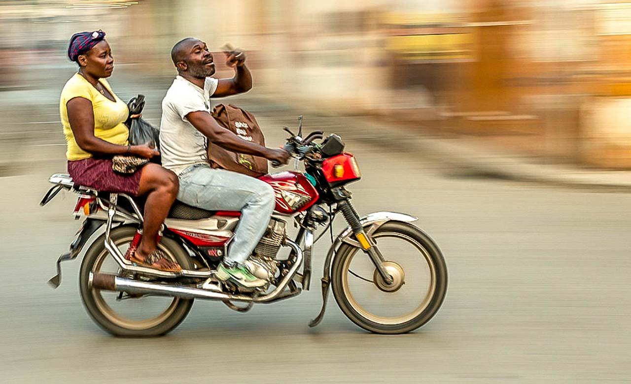 Motos - Taxis