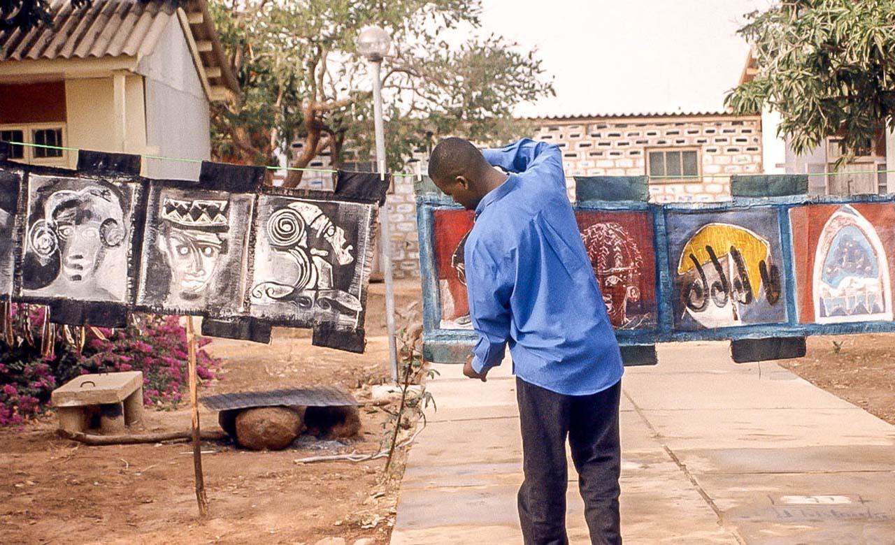 Le Village des Arts de Dakar