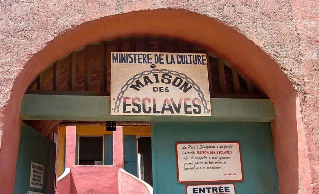 Maison des esclaves de Gorée