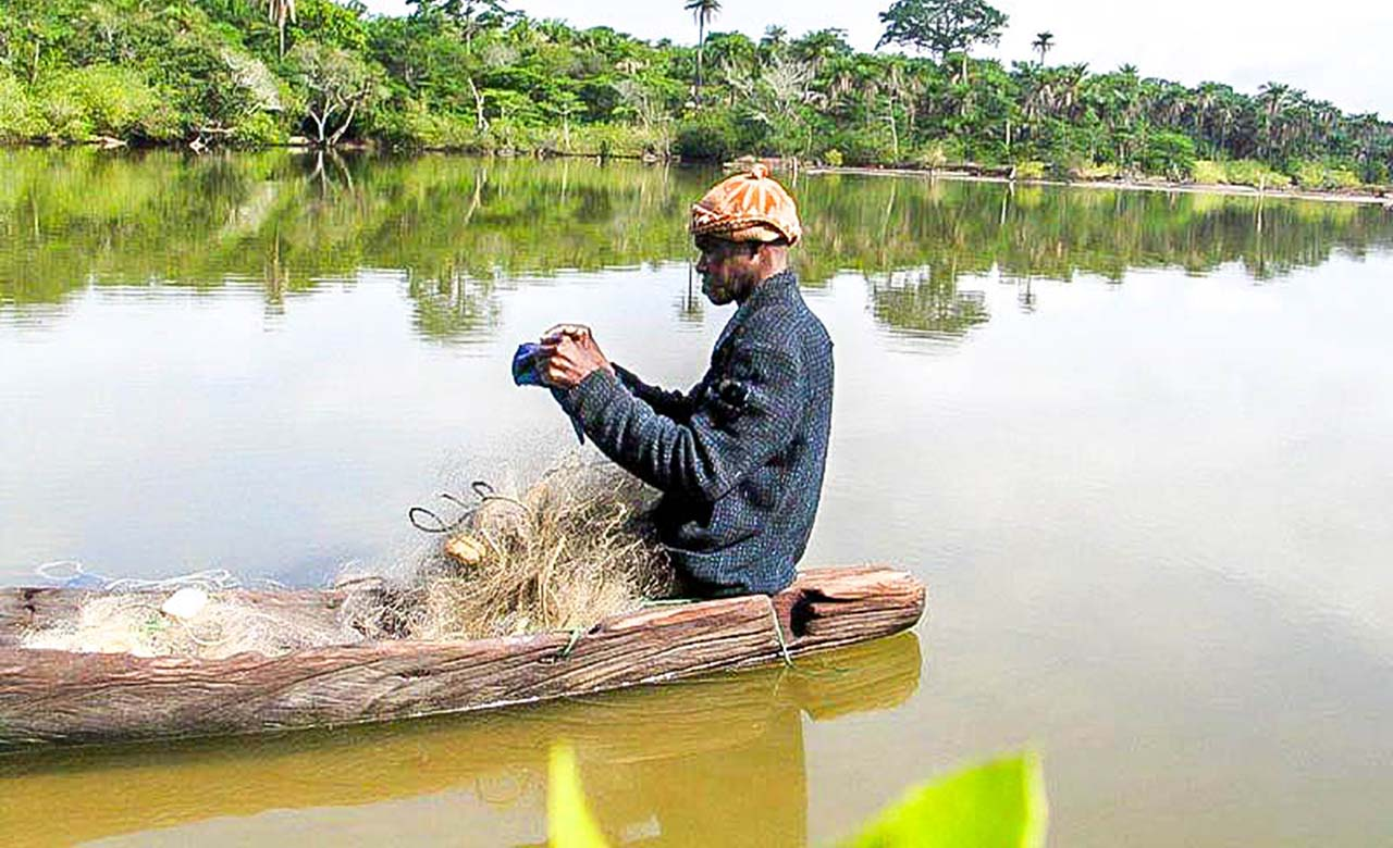 Pêche au Senegal