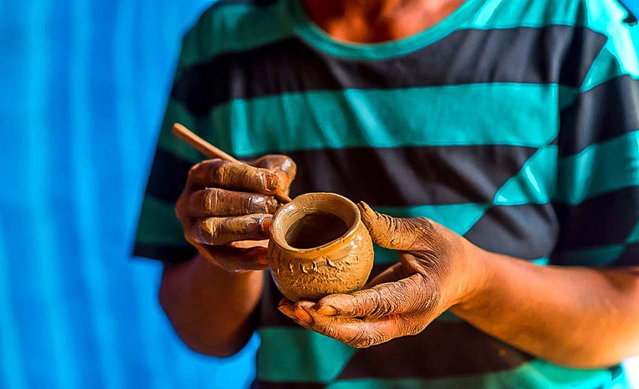Potières au Senegal